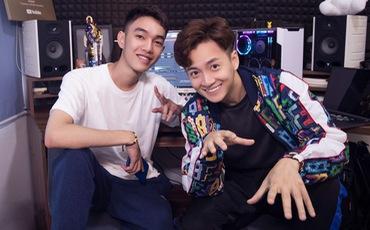 Hậu ''Running man'', Ngô Kiến Huy khiến fan tò mò với màn kết hợp cùng phù thủy âm nhạc Masew