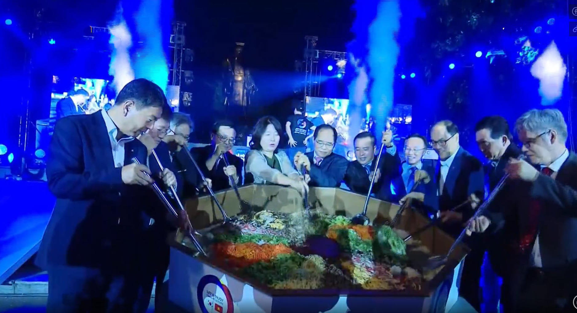 Cùng K-FOOD chào đón: Lễ hội văn hóa Ẩm thực Việt - Hàn lần thứ 11