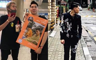 Những hình ảnh đầu tiên của Jack và K-ICM tại Hàn Quốc: Gác hết ồn ào chảnh choẹ để khám phá xứ sở kim chi