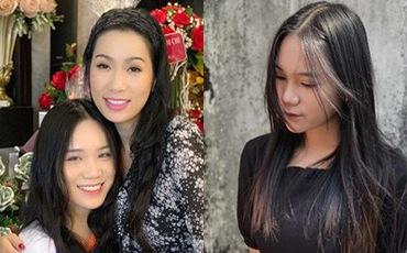 Mới 16 tuổi, con gái Trịnh Kim Chi đã ra dáng thiếu nữ xinh đẹp, chiếm trọn spotlight trong tiệc sinh nhật mẹ