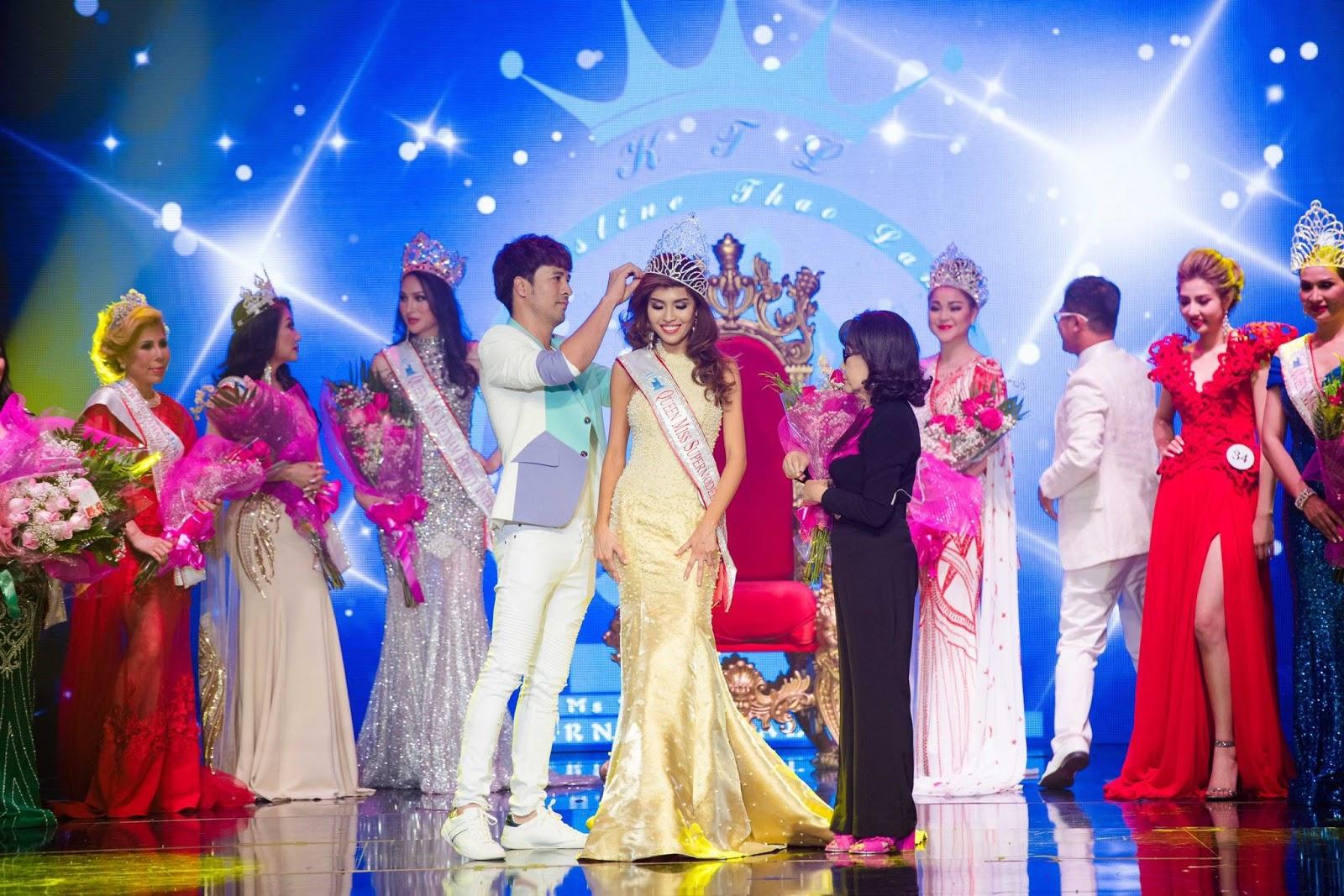 Diễn viên Đoàn Thanh Tài sang Mỹ ngồi ''ghế nóng'' cuộc thi Ms Vietnam Beauty International Pageant