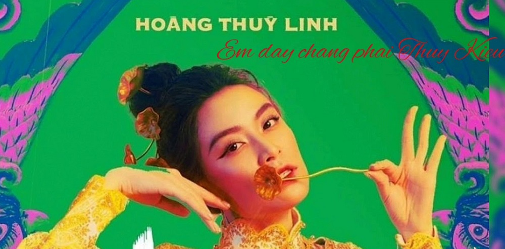"""Hoàng Thùy Linh tung bản hit """"Em đây chẳng phải Thúy Kiều"""""""