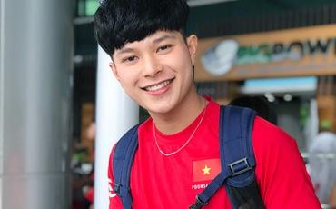 ''Chết đứ đừ'' trước vẻ điển trai baby của cựu sinh viên ĐH Tôn Đức Thắng, đã thế lại còn là kiện tướng Taekwondo quốc tế