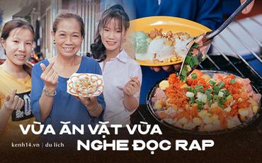 Sài Gòn: Ghé qua quán ăn vặt số 47 để tìm về kí ức tuổi thơ và nghe cô chủ quán tính tiền như đọc rap