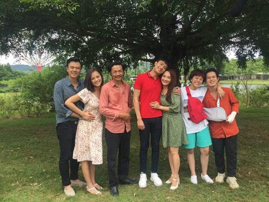 NSƯT Trung Anh ''thuận miệng'' nói về phần 2 ''Về nhà đi con'' khiến khán giả mừng rỡ