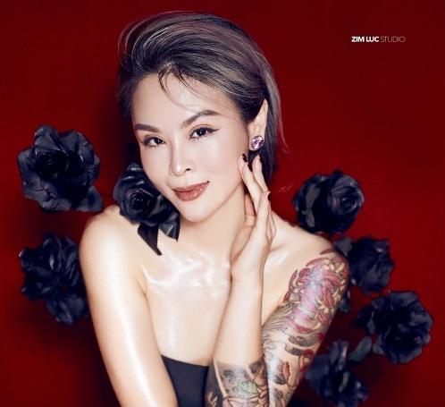 21 năm lang bạt xứ người, 'Hoa hậu hình xăm' Vi Thuý quyết định về Việt Nam lập nghiệp