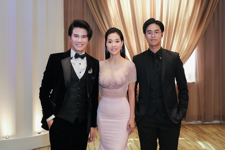 Tuấn Khải, Vũ Mạnh Cường dẫn công bố Miss International Việt Nam 2019